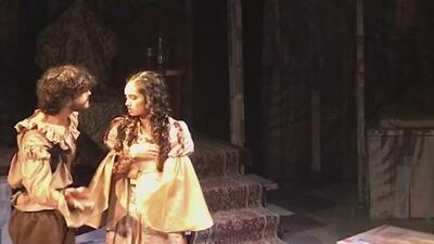 Ya está en Chicago la obra de teatro 'Hotel-O', una adaptación moderna del Otelo de Shakespeare