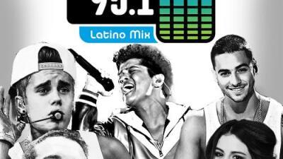 Latino Mix 95.1, de fiesta al ritmo de los latinos