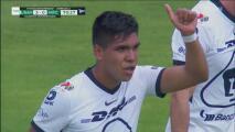 ¡Debut goleador! Montejano marca el 3-0 de los Pumas