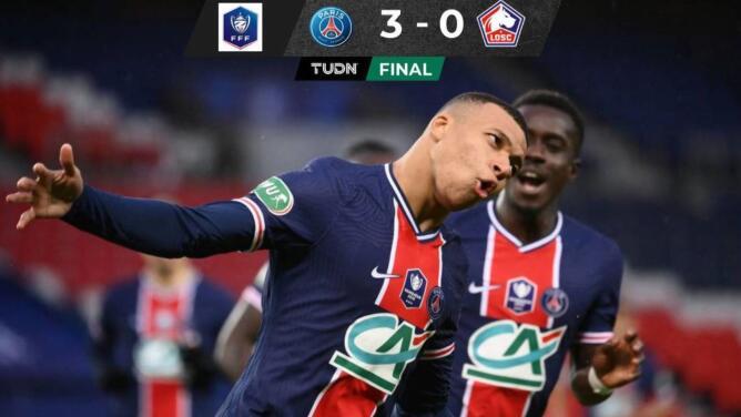 Icardi, Mbappé y Keylor meten al PSG en Cuartos de Copa de Francia