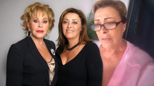 Sylvia Pasquel DESMIENTE la muerte de su madre Silvia Pinal