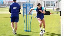 Barcelona pendiente de Piqué para Champions ante PSG