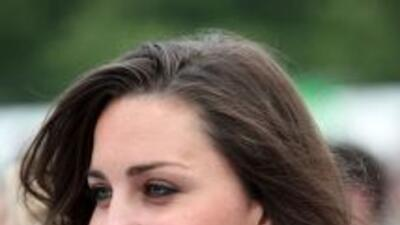 Kate Middleton a punto de revelar su vestido