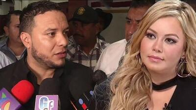 """Ante la ausencia de Chiquis, a Lorenzo el público de Morelia le gritaba """"fraude"""" mientras él daba explicaciones"""