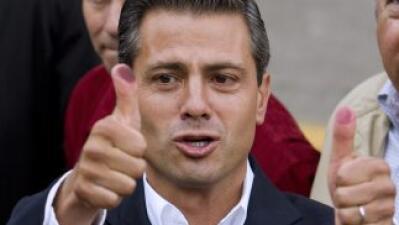La suerte del PRI en 2018 estará ligada a la popularidad de Peña Nieto (y las cosas no pintan nada bien)