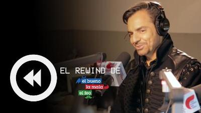 El Rewind de El Bueno, La Mala y El Feo: Eugenio Derbez no es un 'Latin lover'