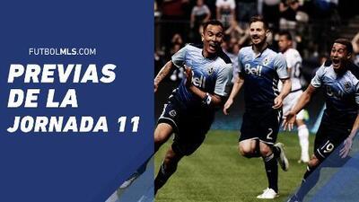 Todo lo que debes saber de la Jornada 11 de la MLS
