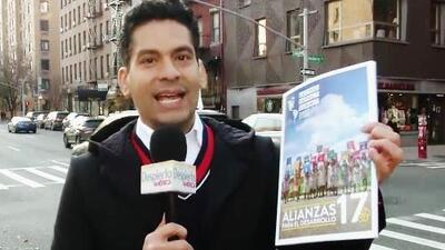 Ismael Cala es uno de los líderes hispanos que se reunirán en Nueva York para mejorar Latinoamérica