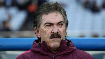 Ricardo La Volpe, a horas de ser 'el Diablo Mayor'