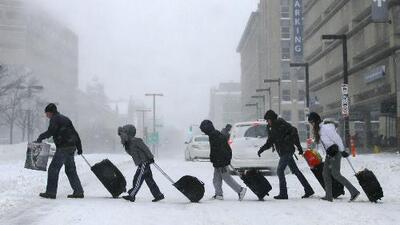 Vórtice polar hará de este invierno uno de los más crudos en Estados Unidos