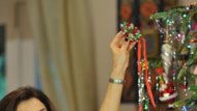 El espíritu navideño invade el hogar de la jueza Cristina Pereyra