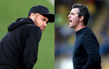 """Neymar como el """"Kim Kardashian del fútbol"""" y otras duras críticas al brasileño"""