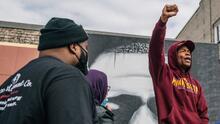 """""""Es una pequeña victoria"""": activista de Black Lives Matter sobre el veredicto contra Derek Chauvin"""
