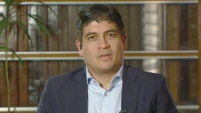 El matrimonio igualitario es tema central en las elecciones de Costa Rica: esto nos dice el candidato que lo apoya