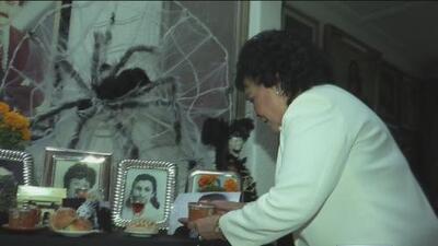 Carmen Salinas recuerda con tristeza a su hijo Pedro Plascencia