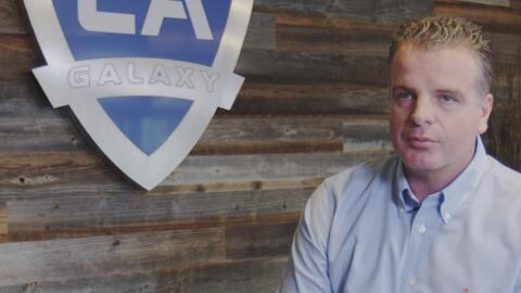 Incia la era 'galáctica' de Dennis te Kloese como Gerente General del equipo más ganador de la MLS