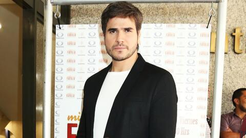 Daniel Arenas, Rafael Inclán y José Pablo Minor dieron detalles de sus personajes en 'Mi marido tiene familia'