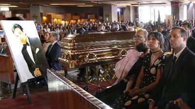 México se desbordó de amor por José José: el recuento de una despedida digna de un rey