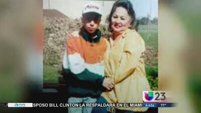 El hijo de 'La Viuda Negra' habla sobre el dinero de su madre en Miami