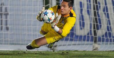 Raúl Gudiño logra su primer juego imbatido con el Madeira
