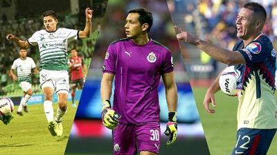 Las transferencias más destacadas para el Clausura 2018 de Liga MX