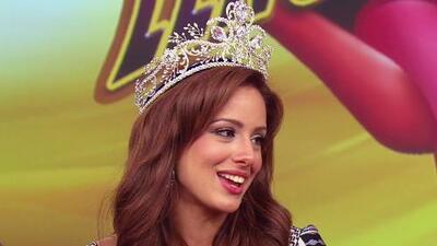 Aleyda Ortiz terminó con su novio durante Nuestra Belleza Latina
