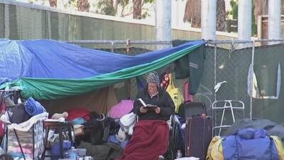 Indigencia en Los Ángeles: cada día mueren en las calles aproximadamente tres desamparados