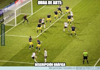 Memelogía: Tobogán de memes de Alemania vs Suecia