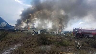 Presentan la primera demanda contra Aeroméxico por el accidente aéreo en Durango
