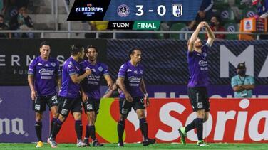 ¡Los despluman! Mazatlán FC le pasó por encima a unos tristes Gallos