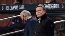 Koeman no está contento con el Barcelona y analiza refuerzos