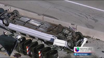 Demandan a empresa de limusina por choque en la I-90