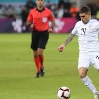 Penal de Messi rescata empate de Argentina ante Uruguay