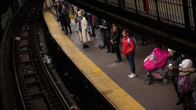La suspensión parcial de la línea del tren L en Nueva York está a punto de empezar: ¿qué debes saber?