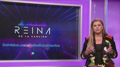 """La boricua Olga Tañón será parte del jurado de """"Reina de la Canción"""""""