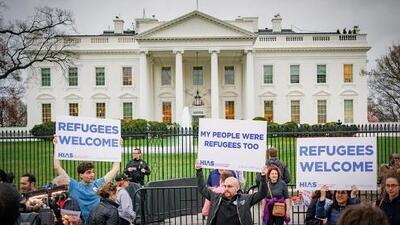 En Estados Unidos, la religión y los refugiados están profundamente conectados