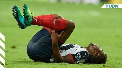 Avilés se lesiona el tendón de Aquiles frente a Tigres