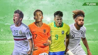 Así quedaron definidas las Semifinales del Mundial Sub-17 2019