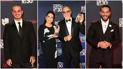 Gelena Solano nos trajo los chismes de los famosos que pasaron por alfombra de Premio Lo Nuestro