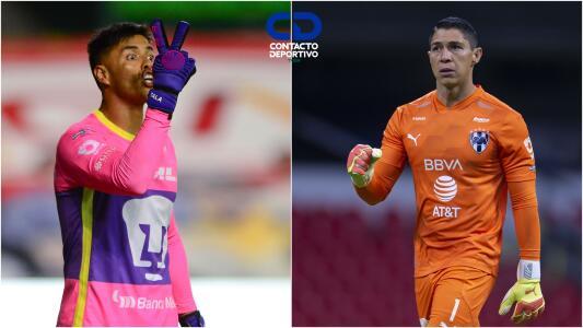 ¡La portería en disputa! ¿Alfredo Talavera o Hugo González?