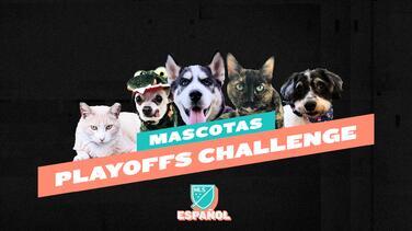 Mascotas de MLS Español brindan su pronóstico antes de los Playoffs