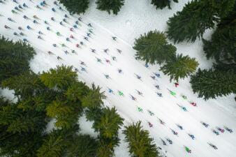 Maravillas desde las alturas: estas son las mejores fotos tomadas por drones