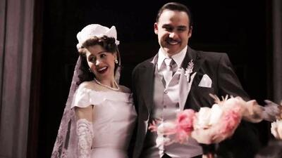 Silvia Pinal se casó con Rafael, su primer gran amor