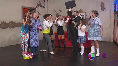 Jorge Ortiz de Pinedo se une a 'Una familia sin suerte' II