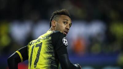 Arsenal ficha a Pierre-Emerick Aubameyang por 63.7 millones de euros