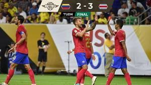 Futbol Retro | ¡Pura Vida! Costa Rica sorprende y derrota a Colombia