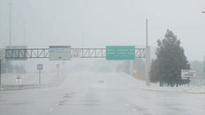 Por el paso de Imelda, las lluvias y el mal tiempo se quedan en Houston para la noche de este miércoles