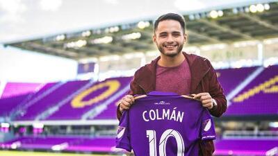 'Los Leones' de Orlando City confían en la capacidad de crecimiento de Josué Colmán en la MLS