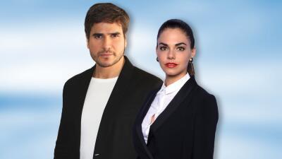 Daniel Arenas confirma nuevo protagónico en televisión junto a Livia Brito