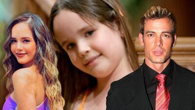 Así se ve Mayita 10 años después de haber trabajado con William Levy en la telenovela 'Cuidado con el ángel'